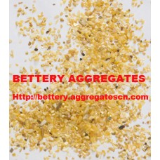 Yellow mother of pearl aggregates (Tinct)